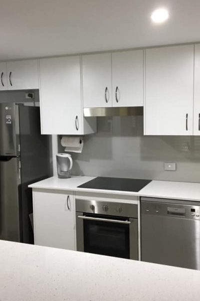 Gecko Kitchens Brisbane, kitchen builder and designer custom made this kitchen