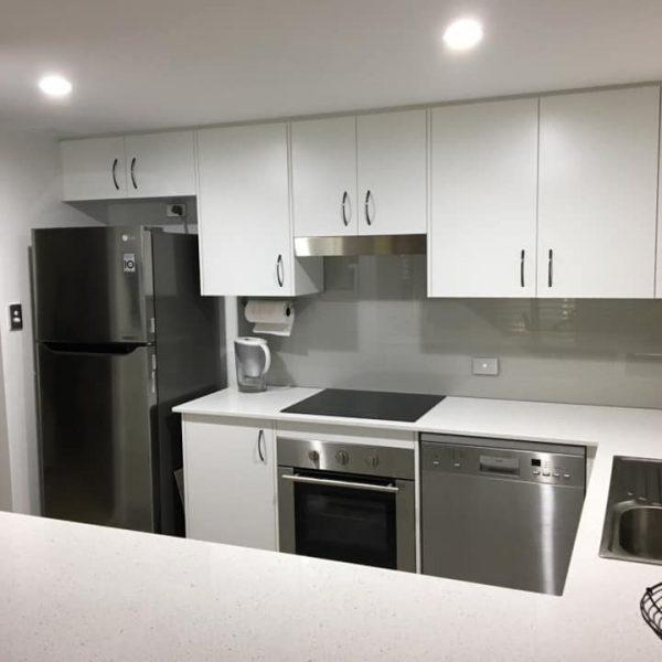 Gecko Kitchens Brisbane, kitchen builder and designer custom made this kitchen