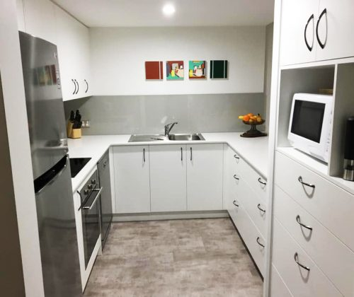 White Kitchen Designer, Builder Gecko Kitchens, Brisbane