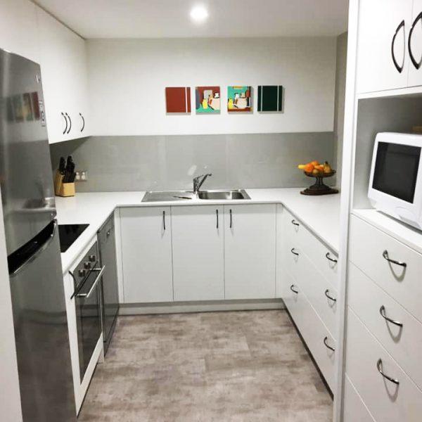 White Kitchen Designer, Builder Gecko Kitchens, Brisbane