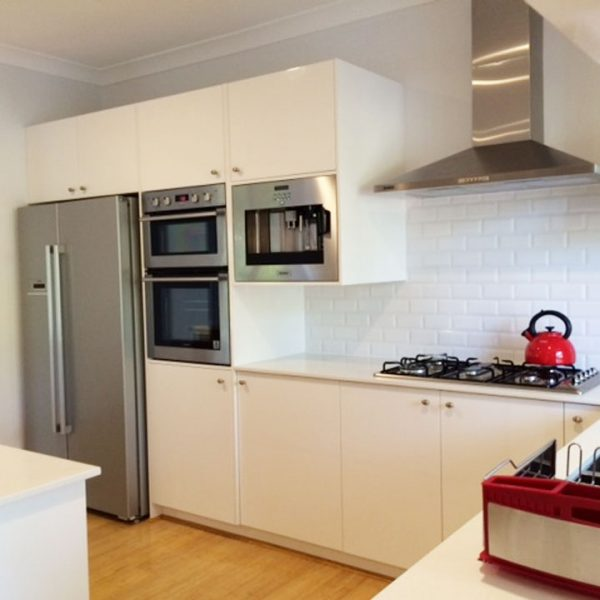 Kitchen built by Gecko Kitchens Brisbane designers and builders of Kitchens, Laundry, Bathroom and other Home Interiors in Brisbane