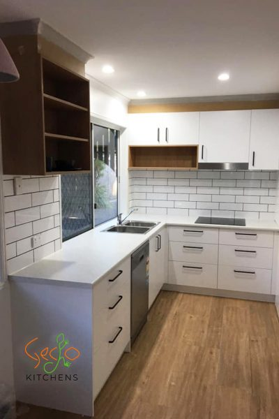 Brisbane kitchen builder Gecko Kitchens is a licenced builder and designer of kitchens, bathrooms and laundries.