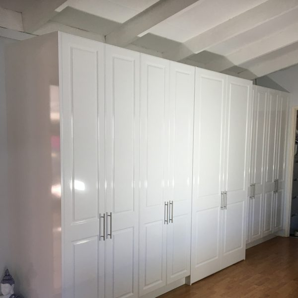 Wardrobes built by Gecko Kitchens Kitchen Designer and Builder of Kitchens, Bathrooms and Laundries.